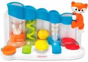 фото Игрушка развивающая Infantino 'Пианино с шариком' (3021105164289) #2