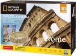 Трехмерная головоломка-конструктор CubicFun National Geographic 'The Colosseum' (DS0976h)