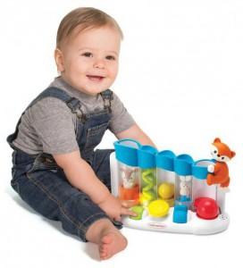 фото Игрушка развивающая Infantino 'Пианино с шариком' (3021105164289) #4