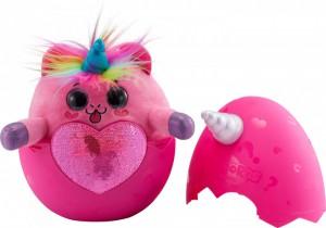 Мягкая игрушка-сюрприз в яйце Rainbocorn-D в ассортименте 20 см (9201D)
