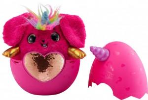 Мягкая игрушка-сюрприз в яйце Rainbocorn-E в ассортименте 20 см (9201E)
