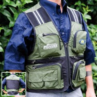 Жилет Lineaeffe FF Green Fishing Vest  XL (9000012)