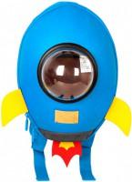 Рюкзак Supercute Ракета Голубой (SF038 c)