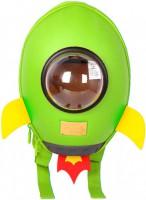 Рюкзак Supercute Ракета Зеленый (SF038 b)
