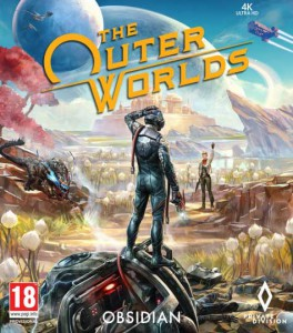 Игра Ключ The Outer Worlds - RU