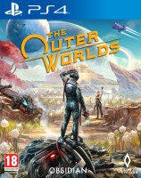 игра The Outer Worlds PS4 - русская версия