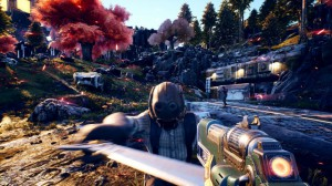 скриншот The Outer Worlds PS4 - русская версия #3