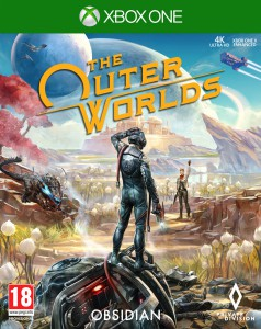 игра The Outer Worlds Xbox One - русская версия