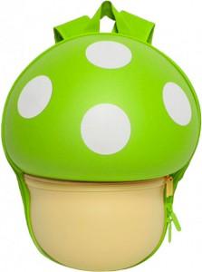 Рюкзак Supercute Грибочек Зеленый (SF025 c)