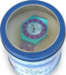 фото Часы аналоговые TBL 'Холодное сердце' в коробочке (FR36469) #5