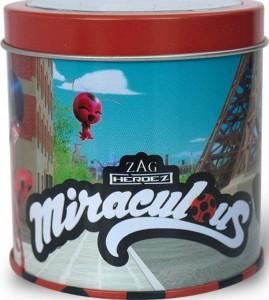 фото Часы аналоговые TBL 'Miraculous' в коробочке (MIR37015) #4