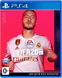 FIFA 20 PS4 - русская версия
