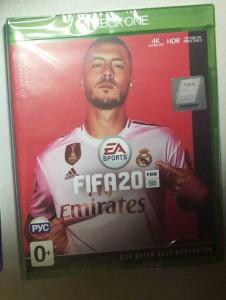 скриншот FIFA 20 Xbox One - русская версия #2