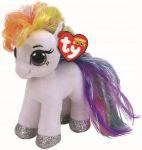 Мягкая игрушка ТУ Beanie Boo's Белая пони Starr 15 см (36664)