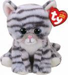 Мягкая игрушка TY Beanie Babies Серый котенок Millie 15 см (42304)