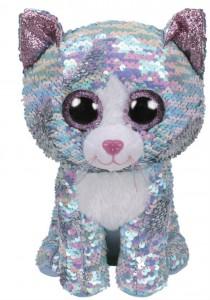 Мягкая игрушка TY Flippables  Котенок Whimsy 25см (36786)