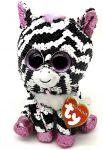 Мягкая игрушка TY Flippables Зебра Zoey 15см (36672)