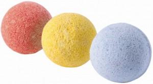 фото Набор волшебных разноцветных бомбочек для ванн Tinti 3 в 1 (4030651042704) #2