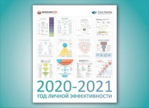 фото страниц Умный календарь 2020 - 2021. Год личной эффективности: Когнитивный интеллект #2