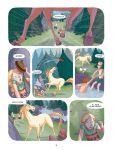 фото страниц Енола й незвичайні тварини. Єдиноріг, що перетнув межу. Том 2 #6