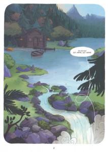 фото страниц Енола й незвичайні тварини. Єдиноріг, що перетнув межу. Том 2 #2