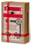 фото Шоколадный набор Shokopack Крафт-Мопс 'Я люблю тебя' 20 х 5 г (4820194870441) #3