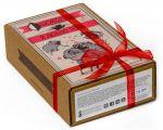 фото Шоколадный набор Shokopack Крафт-Мопс 'Я люблю тебя' 20 х 5 г (4820194870441) #2