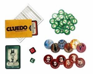 фото Настольная игра Winning Moves 'Cluedo Harry Potter' (028431) #5