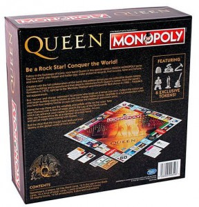 фото Настольная игра Winning Moves 'Monopoly Queen UK' (026543) #2