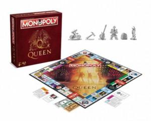 фото Настольная игра Winning Moves 'Monopoly Queen UK' (026543) #3