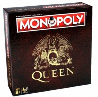 Настольная игра Winning Moves 'Monopoly Queen UK' (026543)