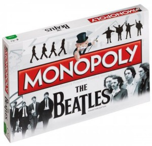 Настольная игра Winning Moves 'Monopoly the Beatles ' (020046)