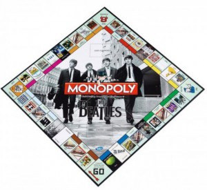 фото Настольная игра Winning Moves 'Monopoly the Beatles ' (020046) #3