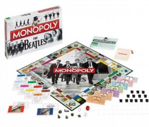 фото Настольная игра Winning Moves 'Monopoly the Beatles ' (020046) #2