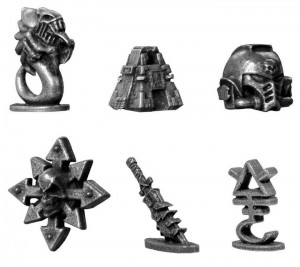 фото Настольная игра Winning Moves 'Monopoly Warhammer 40K'(035484) #3