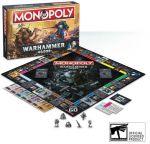 фото Настольная игра Winning Moves 'Monopoly Warhammer 40K'(035484) #2