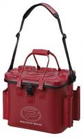 Сумка Prox EVA Tackle Bag With Rod Holder 28л красная (18500148)