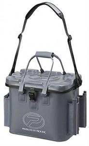 Сумка Prox EVA Tackle Bag With Rod Holder 28л серая (18500147)