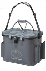 Сумка Prox EVA Tackle Bag With Rod Holder 35л  серый  (18500149)