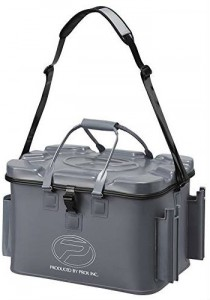Сумка Prox EVA Tackle Bag With Rod Holder 44 л серый  (18500151)
