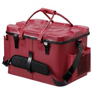 Сумка Prox EVA Tackle Bag With Rod Holder 44л красная (18500152)