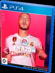 скриншот FIFA 20 PS4 - русская версия #2