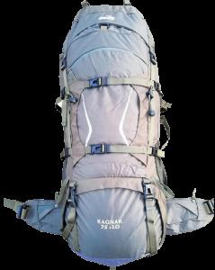 Рюкзак туристический Tramp Ragnar 75+10 л зеленый