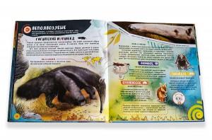 фото страниц WOW! Животные. Энциклопедия в дополненной реальности #10