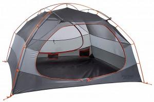 фото Палатка Marmot Limelight 4P Cinder/Rusted Orange #6