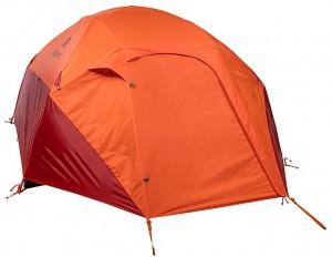 фото Палатка Marmot Limelight 4P Cinder/Rusted Orange #3