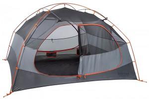 фото Палатка Marmot Limelight 4P Cinder/Rusted Orange #5