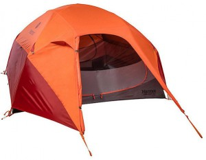 фото Палатка Marmot Limelight 4P Cinder/Rusted Orange #2