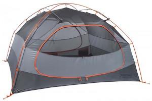 фото Палатка Marmot Limelight 4P Cinder/Rusted Orange #4