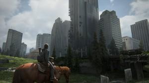 скриншот Одни из нас: Часть 2. Special Edition  PS4, русская версия #11